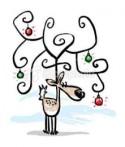 Holiday Reindeer/highhorse, istockphoto.com