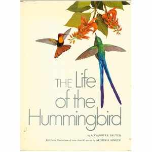 Cover image from The Life of the Hummingbird by Alexander F. Skutch, illustrated by Arthur B. Singer (Crown, 1980)/amazon.com