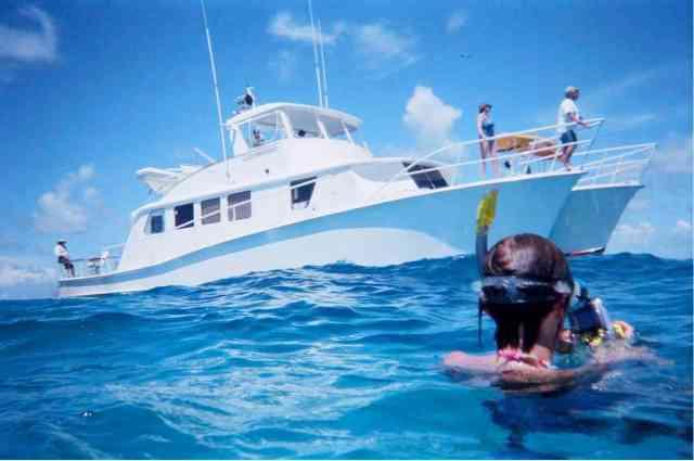 RV Stenella, Bahamas, July 2008/GK Wallace