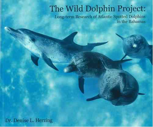 The Wild Dolphin Project (WDP, 2002) / Cover image courtesy of The Wild Dolphin Project, wilddolphinproject.org