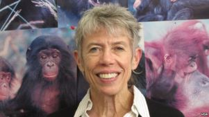 Kristin Hawkes, Professor of Anthropology, University of Utah, undated/Lee J. Siegel, Voice of America
