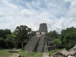 Mayan Temple, Tikal National Park, Guatemala, undated/AAAS, Science, CBS News