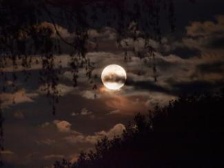 Supermoon over Miller Pond, Millbrook, NY, May 6, 2012/erer2, washingtonpost.com
