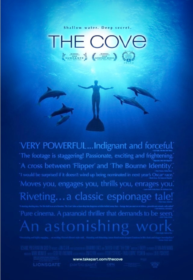 """The Cove,"" Academy Award, Best Feature Documentary, 2009"
