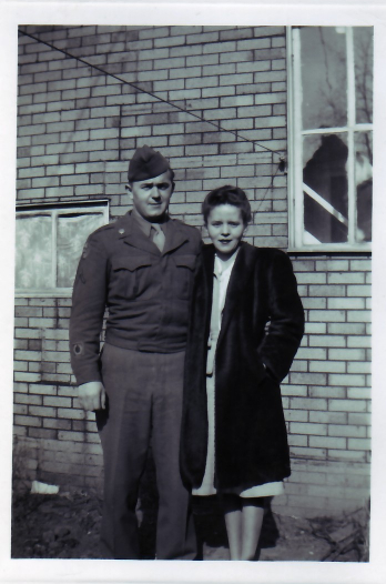 Home from War, February 1946