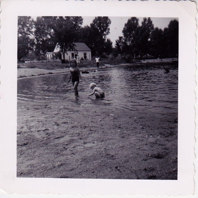 Gini & Lili, July 1953