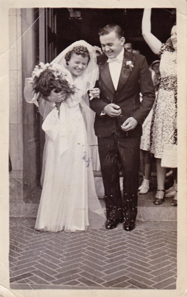 Helen Ptacek & Anton Kopecky, Cicero IL, 1939
