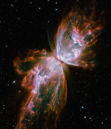 Hubble Space Telescope Image, released Sept 9, 2009/NASA, Toronto Sun
