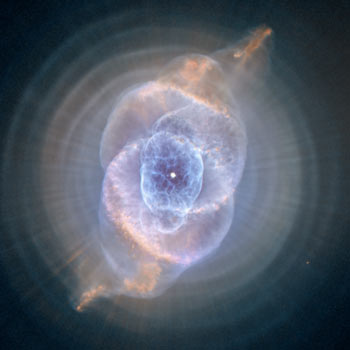 Cat's Eye Nebula, undated/NASA, ESA,HEIC, Hubble Heritage Team/hubblesite.org