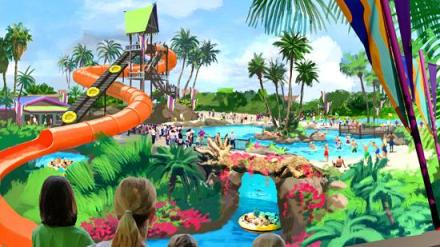 Water ride planned for Aquatica at SeaWorld San Antonio/SeaWorld, San Antonio Business Journal