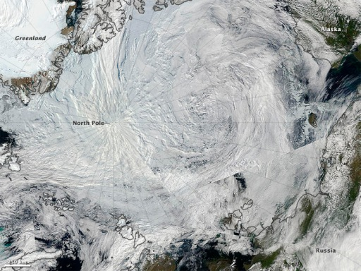 Great Arctic Cyclone, August 7, 2012/earthobservatory.nasa.gov