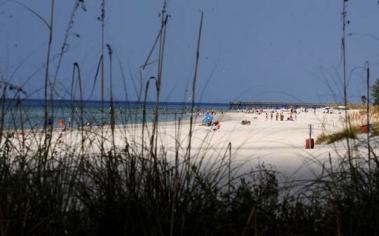 Redington Beach, FL, undated/Luke Johnson, The Tampa Tribune