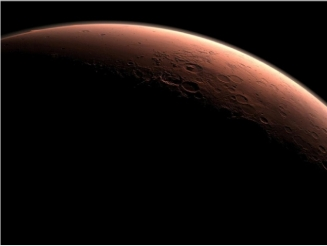 Computer-generated images of Mars/NASA, JPL-Caltech, Science World Report