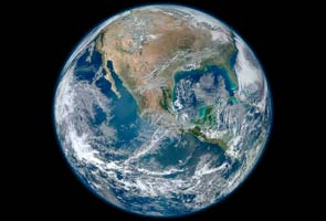 Earth, undated/ NASA, NDTV.com
