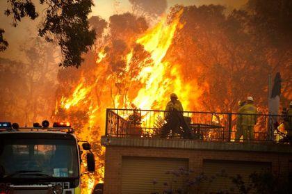 Wildfire, Perth, Australia, 2011/Evan Collis, National Geographic