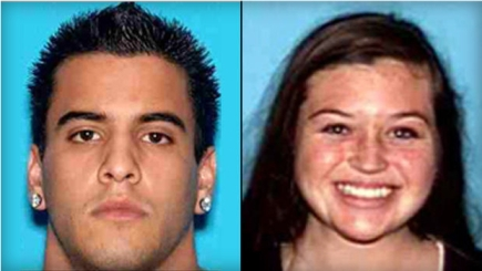 Hikers Nicholas Cendoya and Kyndall Jack, lost, then found in California's Cleveland National Forest/ KCBS, CBS News