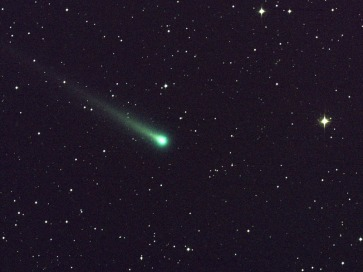 Ison passing through Virgo, early November, 2013/Aaron Kingery, NASA, NW News Network
