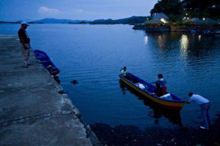 Lake Nicaragua, Granada, Nicaragua, June 7, 2013/Esteban Felix, Greenwich Citizen
