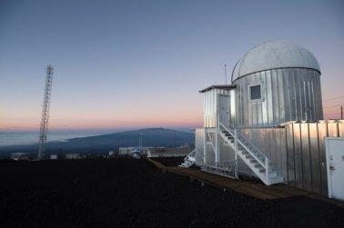 Mauna Loa Observatory, Big Island of Hawaii, undated/Jonathan Kingston, Aurora Select, The New York times