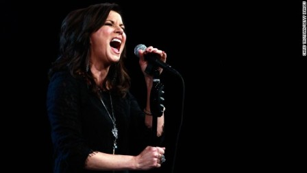 Martina McBride, Wynn Las Vegas, Dec 3, 2010/Chris Trotman, Getty, CNN