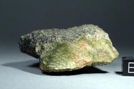 Meteorite NWA 7325 believed to be from Mercury/Stefan Ralew, sr-meteorites.de, Space.com