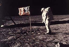 Buzz Aldrin on Moon, Apollo 11 Mission, July 1969/NASA, NDTV