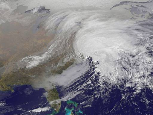 Winter storm Nemo, Feb 8, 2013/NOAA, AFP, Getty, USA Today