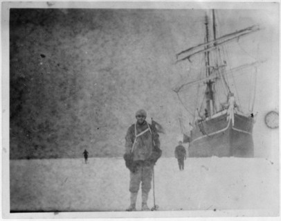 Image from restored negative from Shackleton Antarctic expedition, circa 1914-17/Imaging Resources, Pop Photo.com