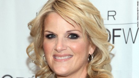 Trisha Yearwood, NYC, Dec 9, 2010/CNN