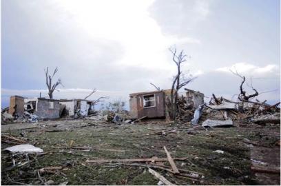 Moore, Oklahoma, May 21, 2013/Brett Deering,Getty Images, Chicago Tribune