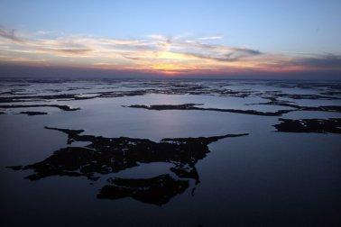 Barataria Bay, LA, 2011/Mario Tama, Getty, The New York Times