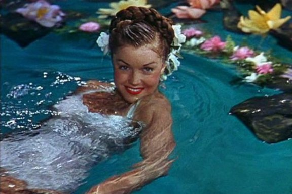 "Esther Williams in ""The Ziegfeld Follies,"" 1944/MGM, CBSNews.com"
