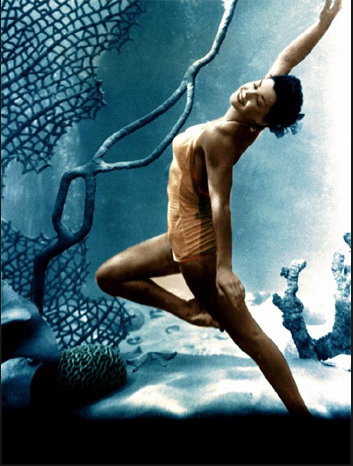 "Esther Williams, ""Bathing Beauty,"" 1944/MGM, CBSNews.com"