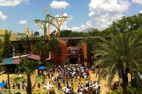 Busch Gardens, Tampa Bay, FL,undated/Tampa Bay Times