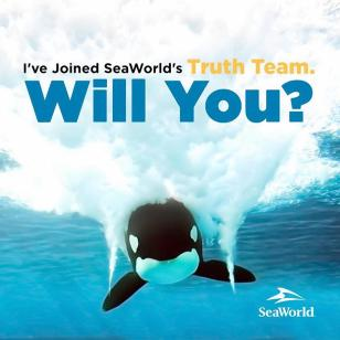 SeaWorld Truth Team Initative/SeaWorld, New York Daily News
