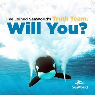SeaWorld Truth Team Initative/SeaWorld, New York Daily News