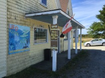 Museum of 1967 UFO Incident, Shag Harbor, NS, 9/14/16