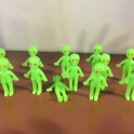 Little green men for sale, Museum of 1967 UFO Incident, Shag Harbor, NS, 9/14/16