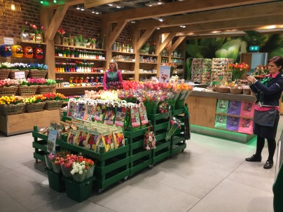 House of Tulips, Schiphol Airport, Amsterdam