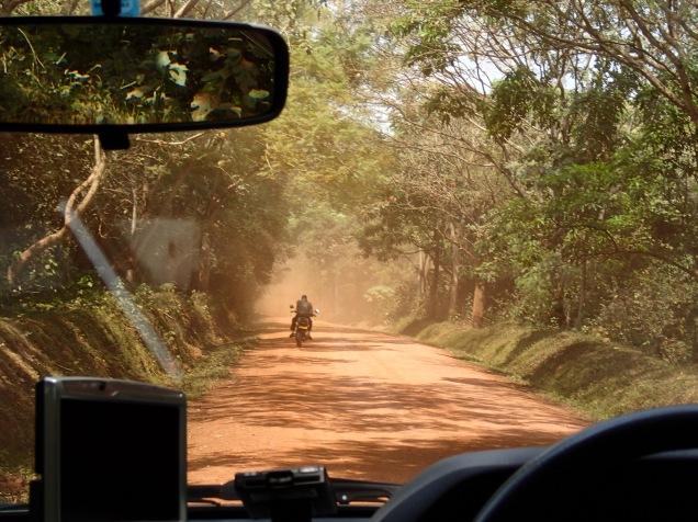 Road to Crater Safari Lodge