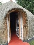 Traditional dwelling, Iby'Iwacu Cultural Village, Kinigi