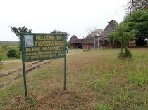 Headquarters of Kyambura Gorge, Queen Elizabeth NP