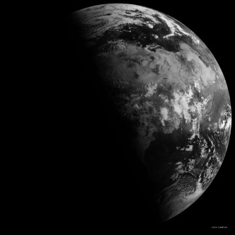 Summer Solstice 2011 / NASA / Click for more images.