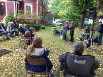 Musical performance, Fall Festival, Salisbury CT, Saturday Oct. 6, 2018