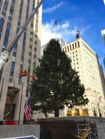 Rockefeller Center, Saturday 11/10/18