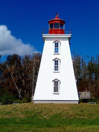 Cape Bear Lighthouse, Friday 9/13/19