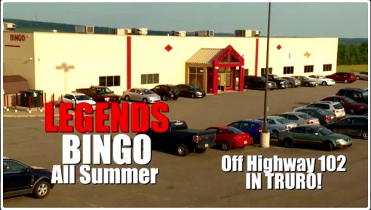 Legends Gaming Centre, Millbrook, NS / Click for more.