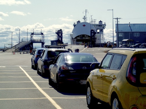 Wood Islands Ferry Terminal, PEI, Friday 9/13/19